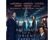 VISIONADOS BREVE Asesinato Orient Express, Autor, Liga Justicia, Wonder