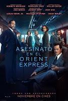 VISIONADOS EN BREVE V: Asesinato en el Orient Express, El Autor, Liga de la Justicia, Wonder