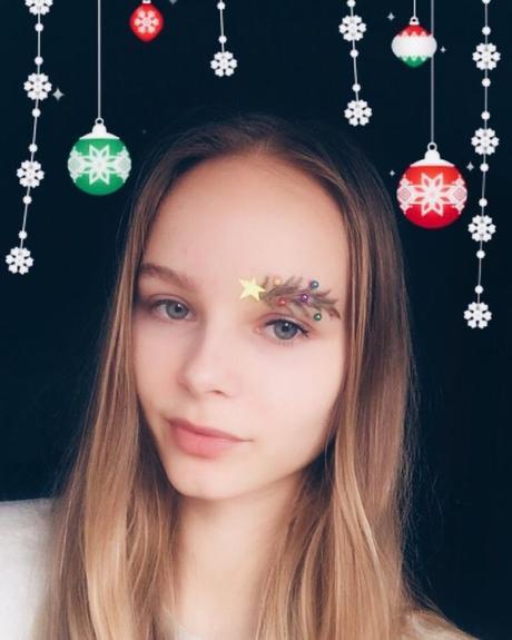Cejas de Árbol de Navidad