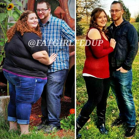 Esta mujer pesaba 250 kilos y ahora compara sus fotos después de perder 180 kilos, ¡el resultado es impresionante!