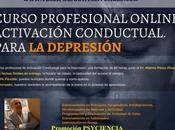 Curso online: Terapia activación conductual para depresión