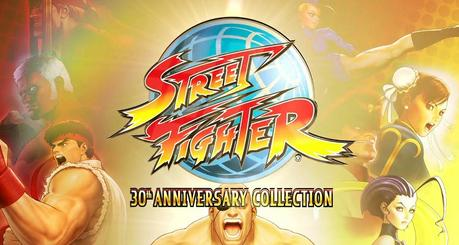 Capcom anuncia Street Fighter 30th Anniversary Collection para Playstation 4