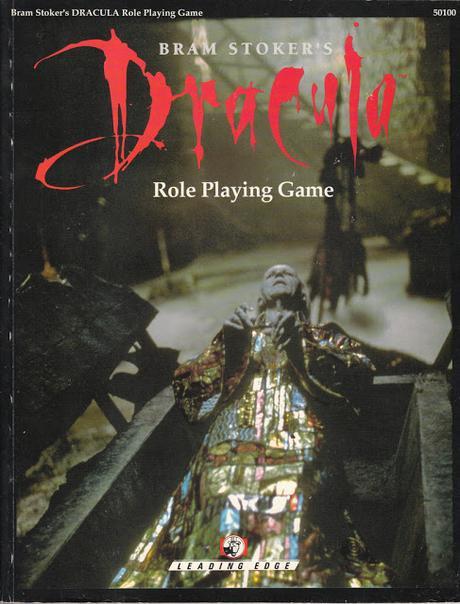 Drácula de Bram Stoker: Libro, pelicula y juegos de rol y tablero