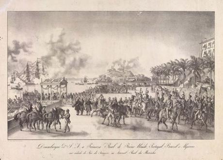 1822. Los brasiles de don Juan.
