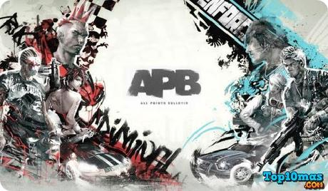 APB: All Points Bulletin-top-10-videjuegos-mas-caros