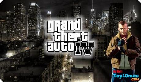 Grand Theft Auto 4-top-10-videjuegos-mas-caros