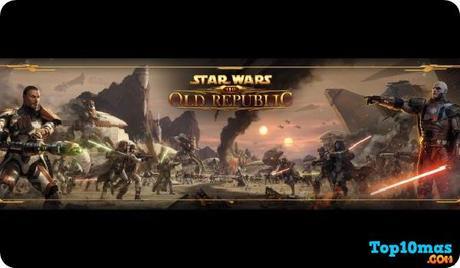 Star Wars: The Old Republic-top-10-videjuegos-mas-caros