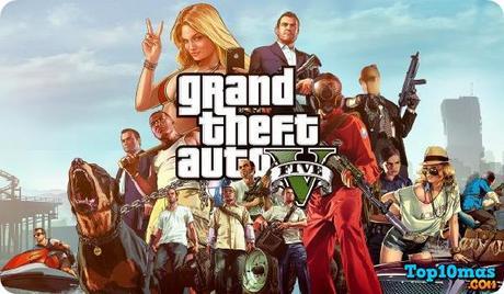 Grand Theft Auto V-top-10-videjuegos-mas-caros
