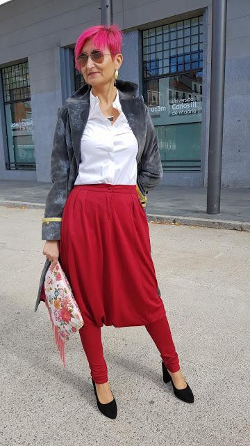 Pantalones Mónica Cordera