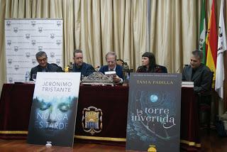 Presentación y entrega de los Premios de novela Ateneo de Sevilla 2017