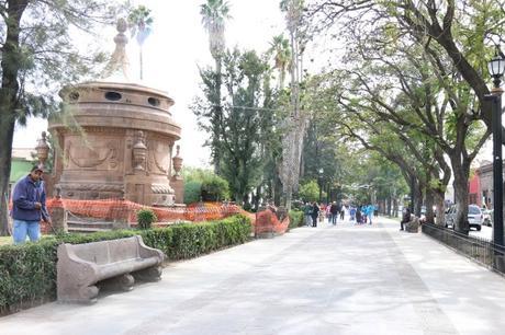 Inauguran rehabilitación de la Calzada de Guadalupe