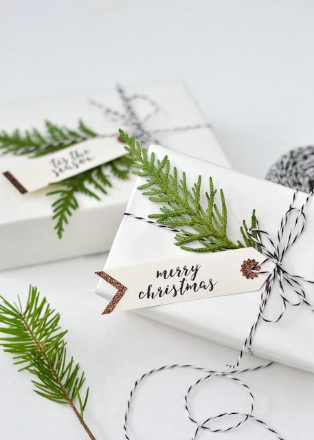 Inspiración para envolver tus regalos de Navidad