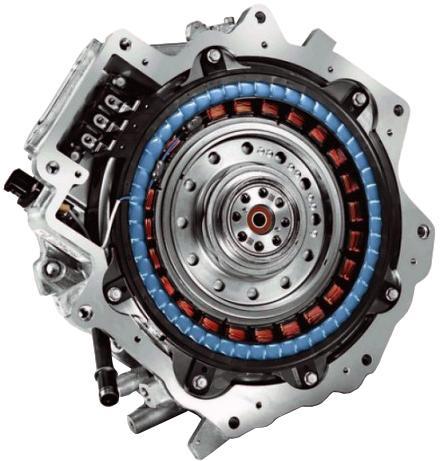 Estructura y funcionamiento del Hyundai IONIQ Híbrido