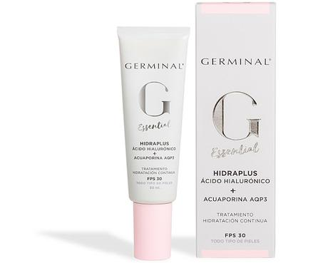 Alta Hidratación para la Piel con Germinal Essential Hidraplus