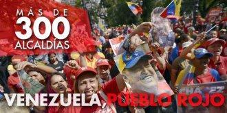 Clase magistral de democracia en Venezuela frente a nuevo dolo en Honduras