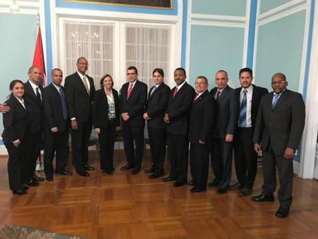 Comunicado de prensa de la delegación cubana a la ronda de conversaciones migratorias con Estados Unidos