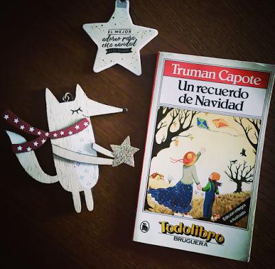 Un recuerdo de Navidad. Truman Capote.