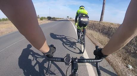 Entrenamiento en Ciclismo (V). VO2 máximo