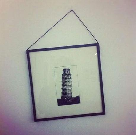 Torre de Pisa recta