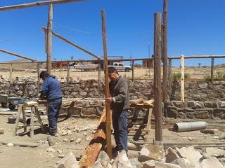 Comunidad Ancatrúz se defiende de las denuncias de un poblador