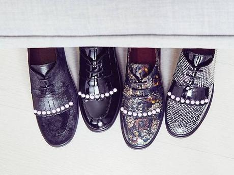 zapatos mujer derby shoes