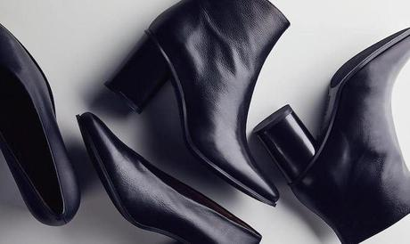 zapatos mujer comodos basicos negros