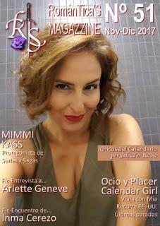 Nuevo número Revista Romántica's