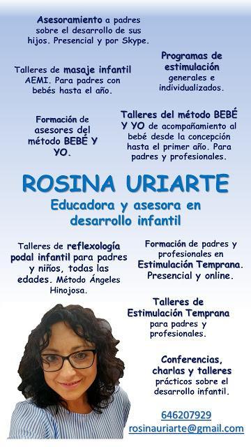 DESARROLLO INFANTIL. ROSINA URIARTE.
