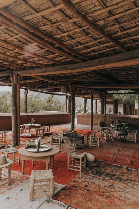 Kasbah  Bab Ourika