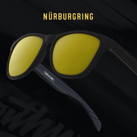 Se presentan tres modelos de gafas de sol de Gran Turismo Sports