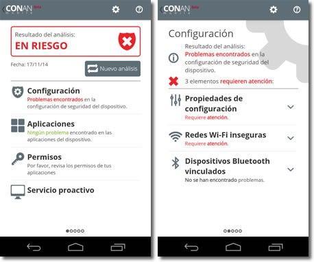CONAN mobile, la aplicación de INCIBE para proteger nuestro Android.