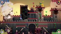 El juego español de lucha 2D 'Dynasty Feud' se estrena en consolas