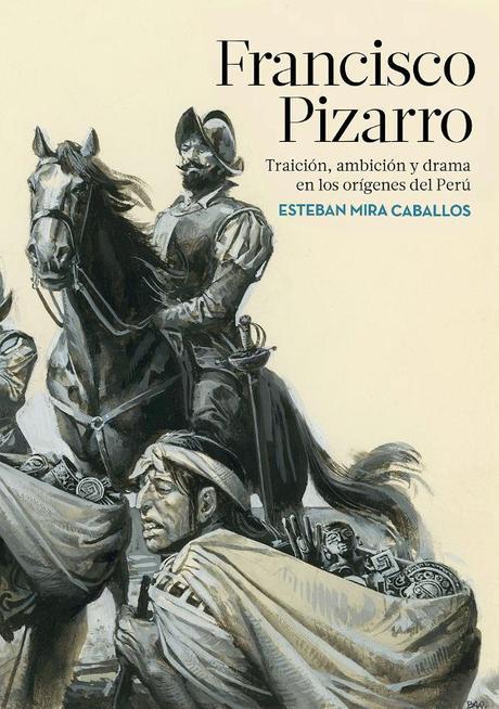 Portada de Francisco Pizarro