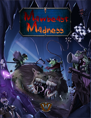 IronWatch Magazine presenta Mawbeast Madness