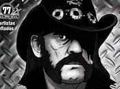 Procesión concierto Barcelona para recordar Lemmy segundo aniversario muerte