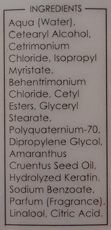 Consigue un pelo sedoso de la raíz a las puntas con la línea de Proteínas de Cachemira y Aceite de Amaranto de ZIAJA