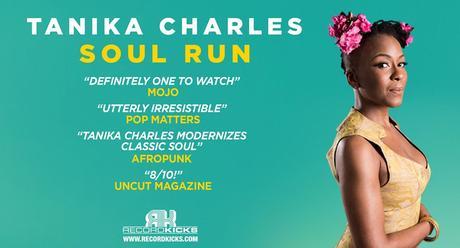 """""""Soul Run"""" de Tanika Charles nos devuelve el Soul más sentimental"""