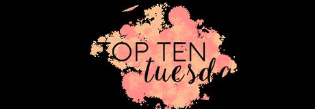 Top Ten Tuesday | Los mejores libros del 2017