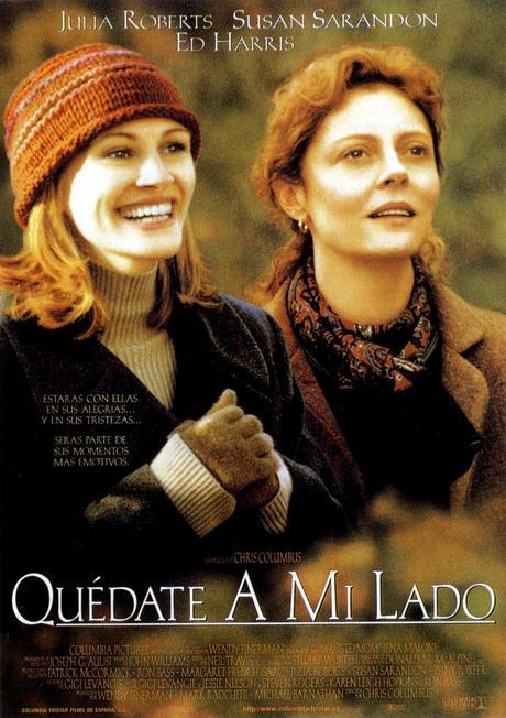póster de la película Quédate a mi lado