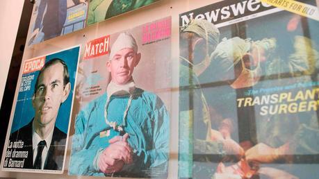Portadas de los medios de comunicación que se hicieron eco de la noticia del trasplante