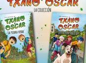 Regala Libros Gratis hijos Aventuras Txano Oscar
