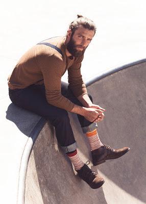 Lolo Carolo, calcetines de colores