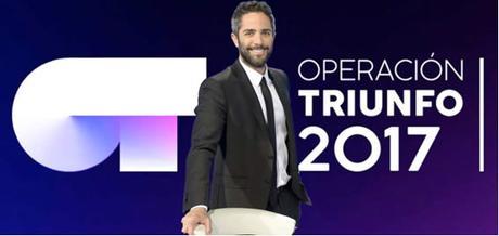Operacion triunfo 2017 vuelve a la televisión!