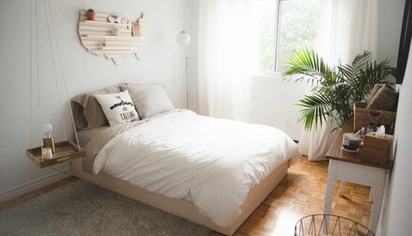 Reforma lowcost de una habitaci n de invitados paperblog - Habitacion de invitados ...