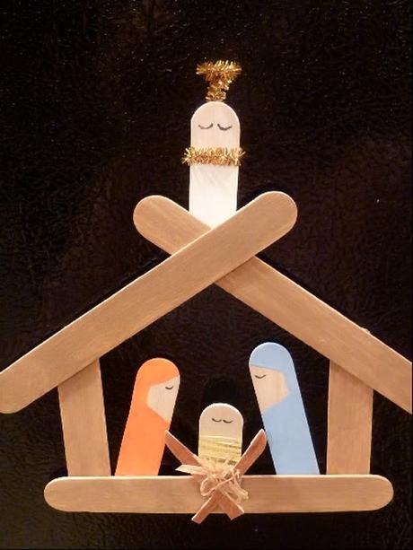 manualidades para hacer un belĂŠn de navidad