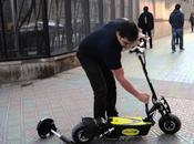 Urban Fox, patinete eléctrico futuro