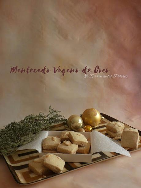 Mantecado Vegano de Coco
