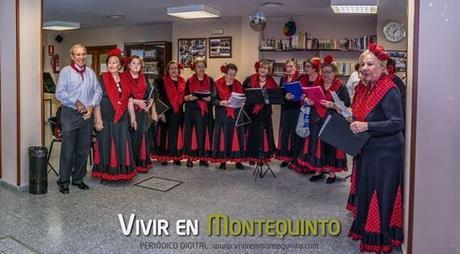 """El Coro """"La Alegría"""" de Montequinto participará en la  XXXII Muestra de Villancicos 'Así canta Dos Hermanas a la Navidad'"""