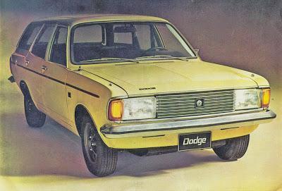 La Dodge 1500 rural