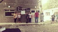 Se inauguro la Sala de Elaboración de Alimentos Carlos Fuentealba en Piedra del Águila